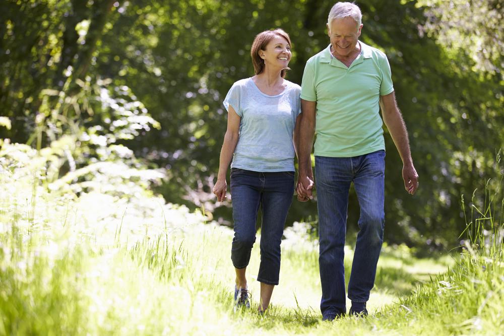 Walking Benefits Prostate Cancer Survivors