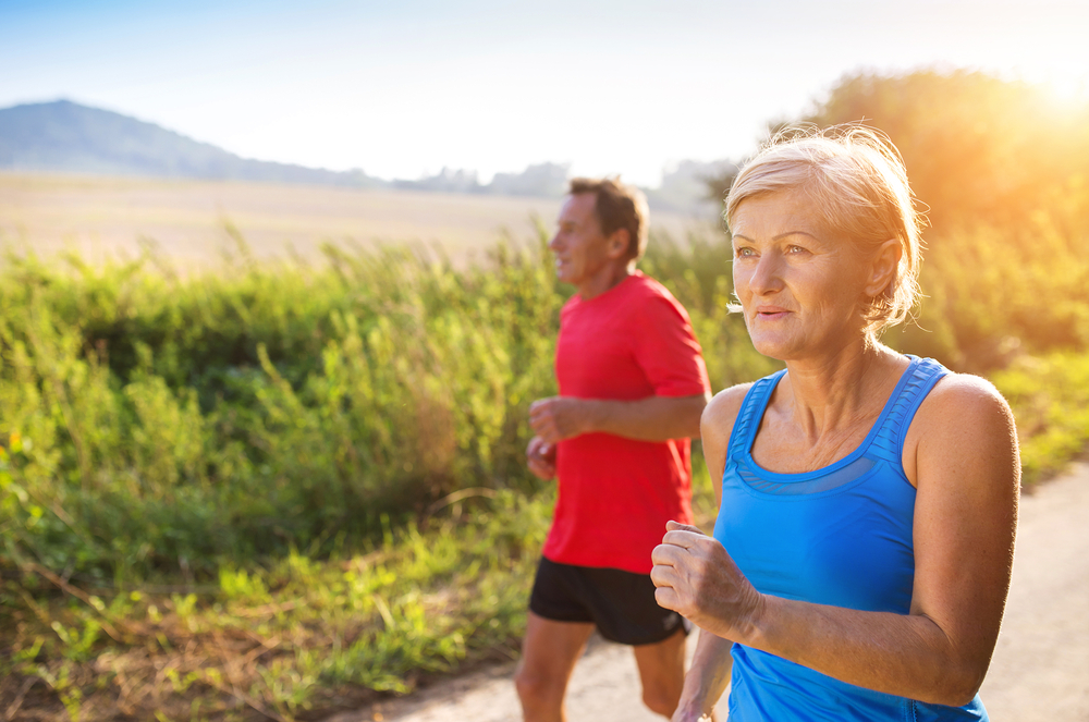 Fight Aging With Fitness
