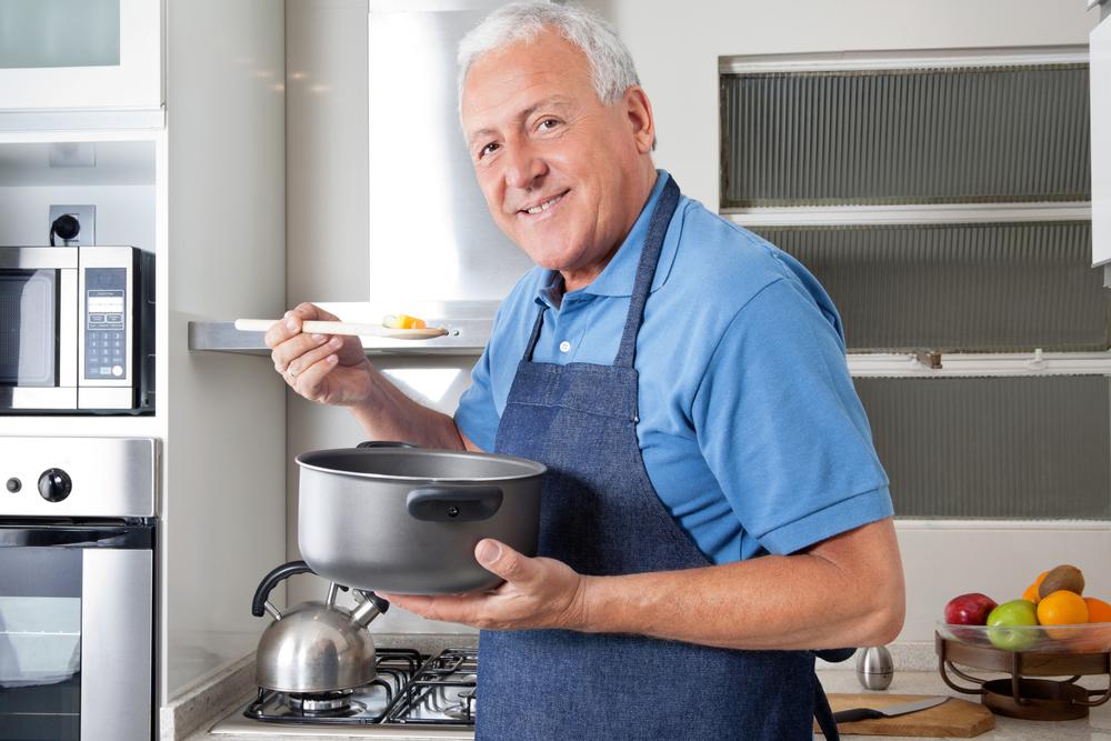 The 7 Best Foods for Senior Men