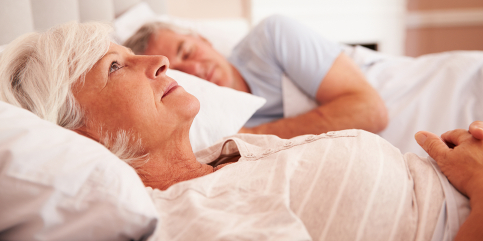 How A Good Night's Sleep Can Lead to Healthy Aging