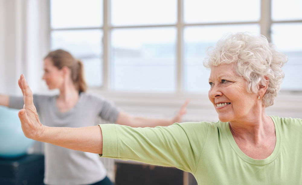 Yoga Pilates Fusion for Older Adults