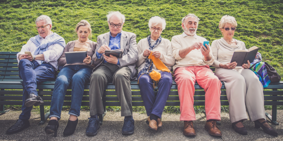 How Technology Is Helping Seniors Every Day