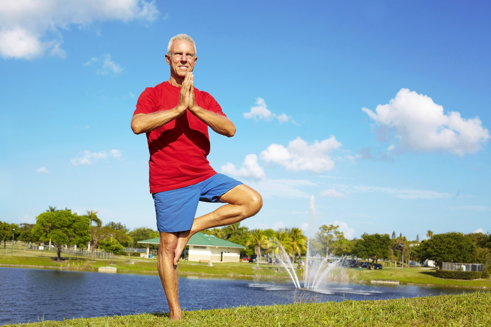 Building Better Balance Through Exercise