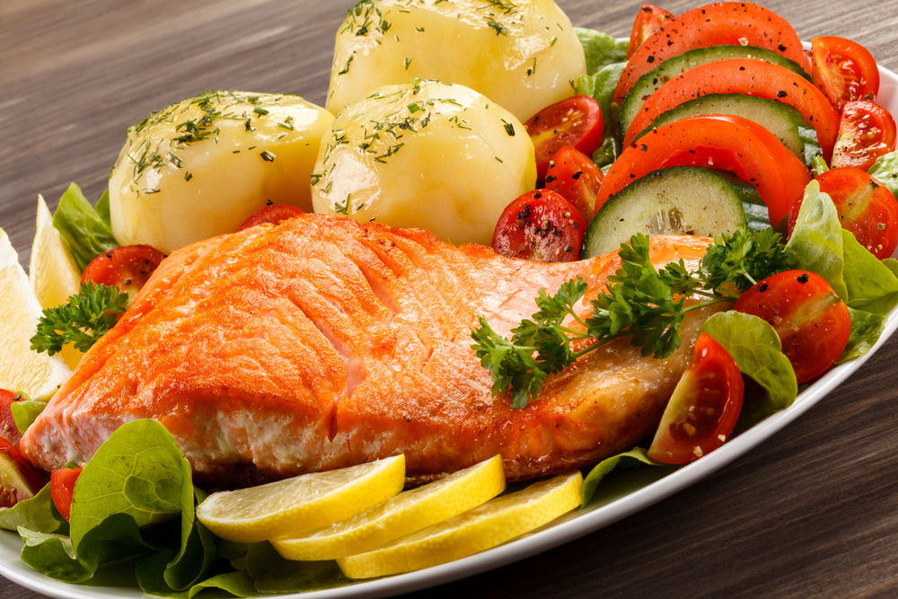 Eating Fish Every Week Will Boost Your Brain Health