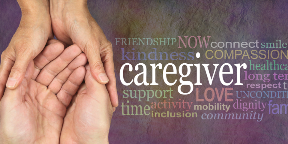 Stress Management For New Caregivers