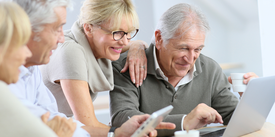 5 Ways Technology Impacts Older Adults and Their Health