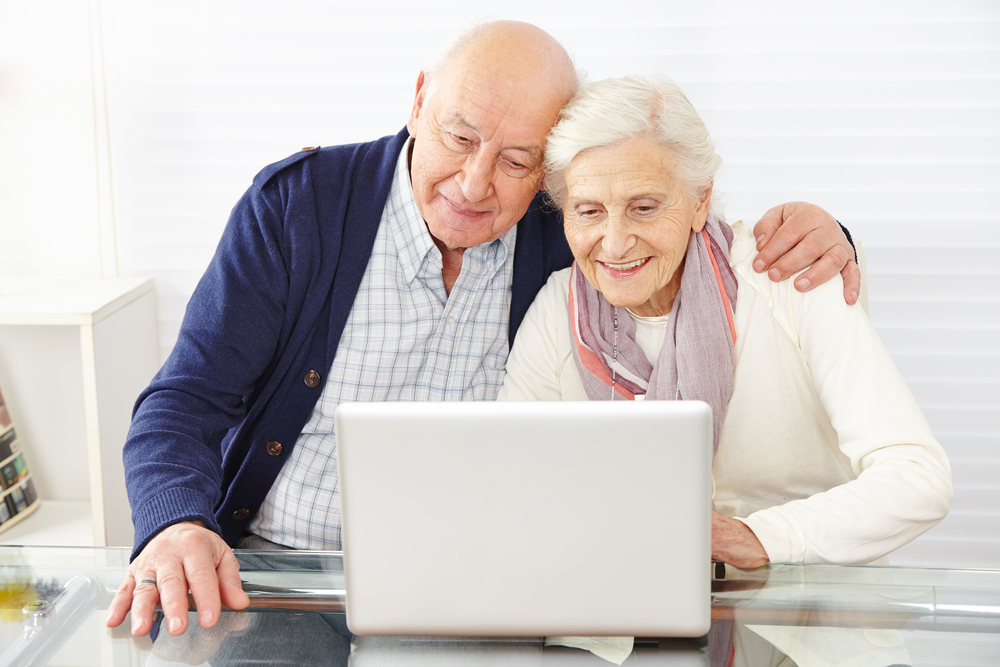 Keeping Seniors Safe Online