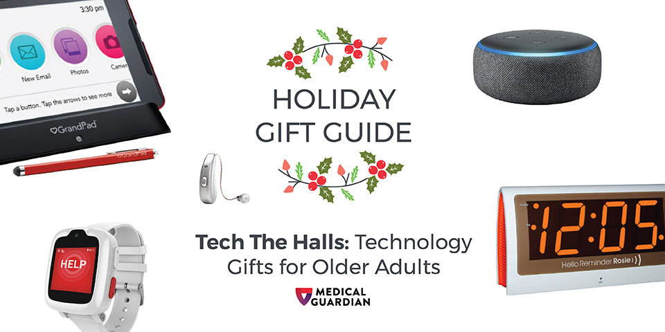 Tech The Halls: Technology Gifts for Seniors