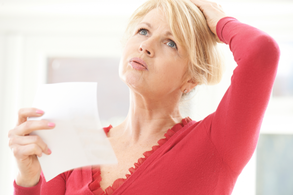 Losing Weight May Ease Hot Flashes