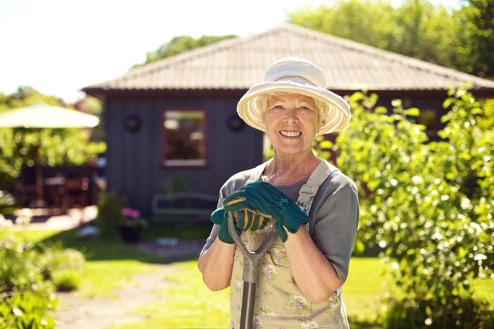 Tending to Your Garden AND Your Health