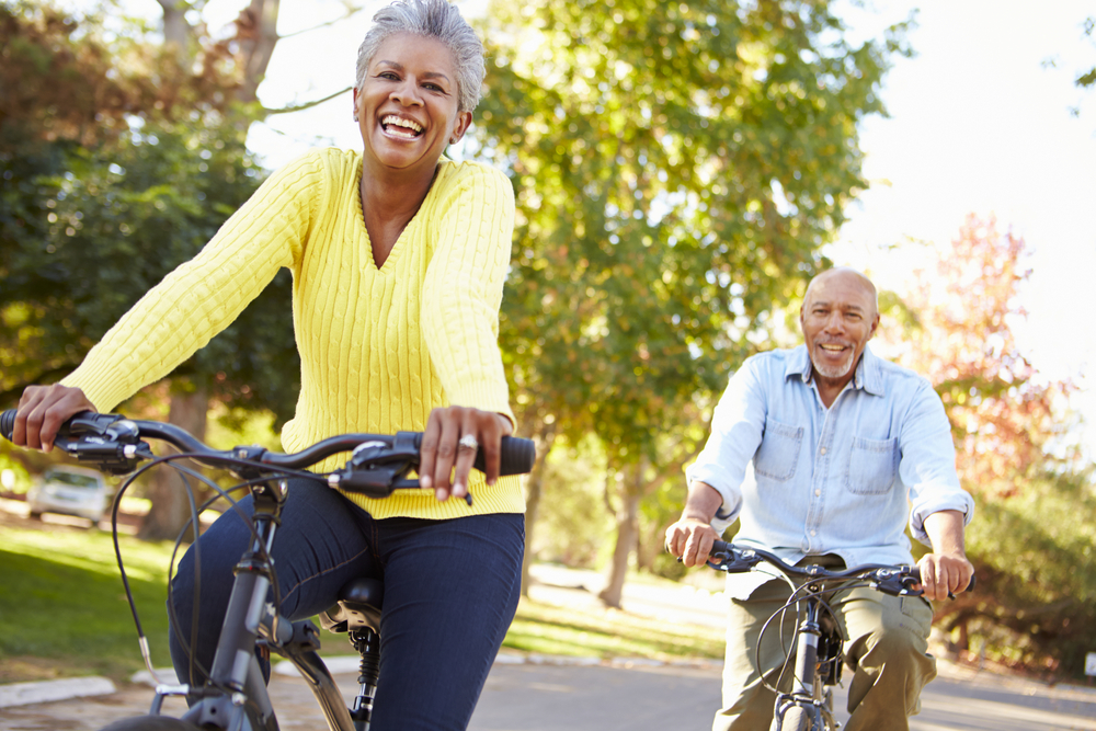 Seniors Who Exercise Have Better Mobility