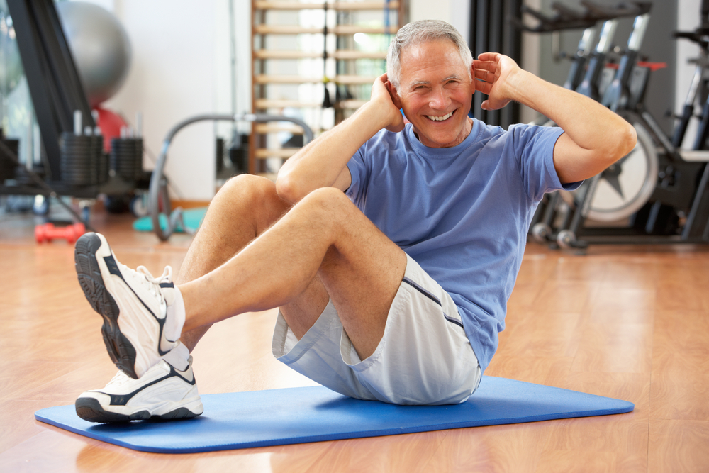Lowering Men's Cancer Risk Through Fitness