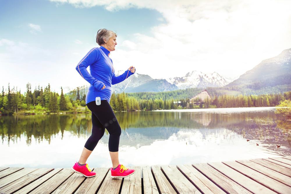 Exercising for Stronger Bones
