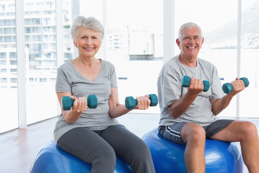 Are You Meeting Muscle Guidelines As You Age?