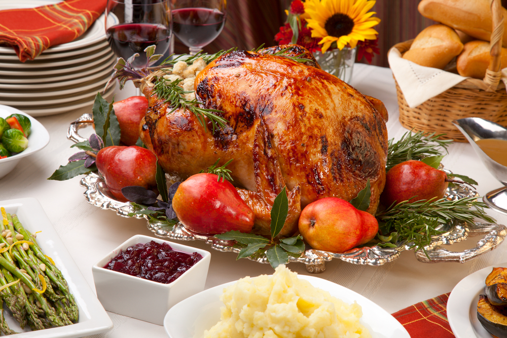 Have a Happy (And Healthy) Thanksgiving!