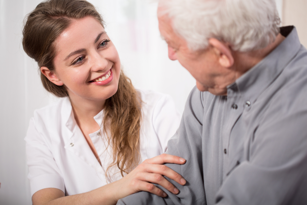 Family Caregivers Live Longer