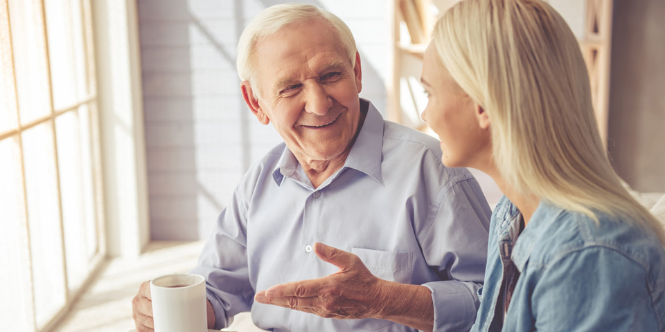 Talking To Your Parents About the Dangers of Senior Falls