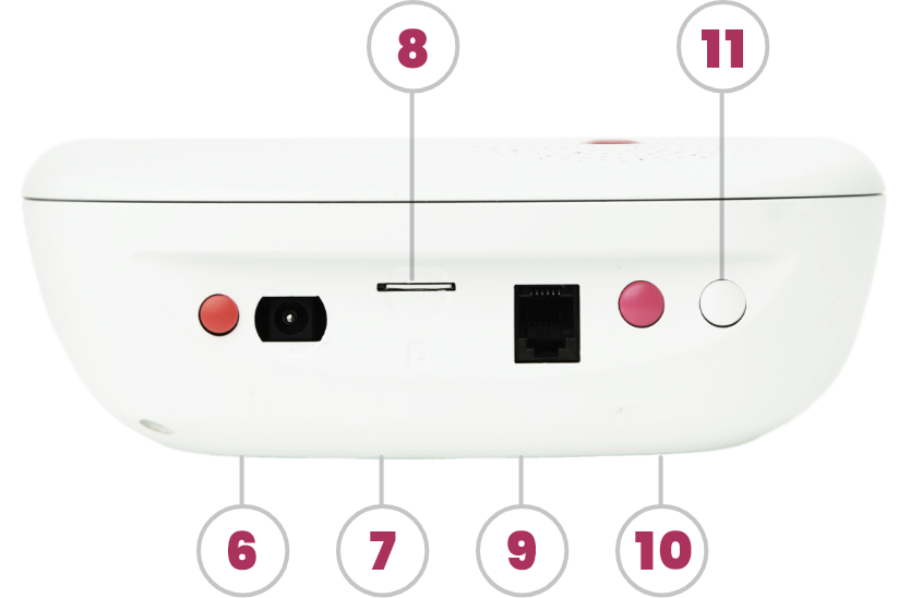 Home 2.0 Medical Alert Device